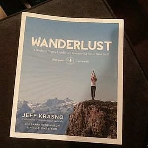 Other - Wanderlust the book.